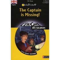 Captain is missing - Anglais - De la 5ème à la 4ème
