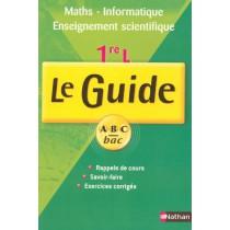 Mathématiques-informatique enseignement scientifique - 1Ere L
