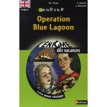 Opération blue lagoon - Anglais - De la 5ème à la 4ème