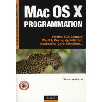 Mac OS X programmation