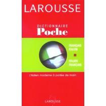 Dictionnaire de poche français-italien / Italien-français