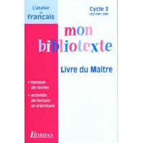 Français - Cycle 3 - Livre du maître
