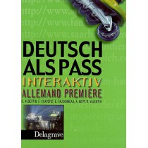 Deutsch Als Pass Interactiv 1e - Livre De L'Eleve