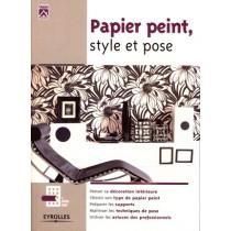 Papier peint, style et pose