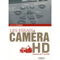 Les essais caméra hd - Cameras 2/3 Tri ccd