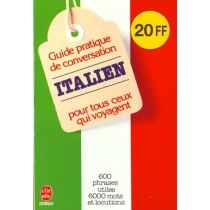 Guide Pratique De Conversation Francai s/ Italien