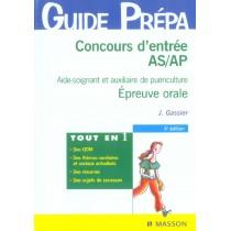 Concours D'Entree A s/ Ap - Epreuve Orale