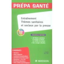 Entraînement thèmes sanitaires et sociaux par la presse (3e édition)