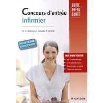 Concours d'entrée infirmier (5e édition)