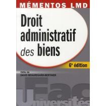 Droit administratif des biens (6e édition)