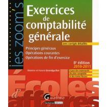 Exercices de comptabilité générale avec corrigés détaillés (8e édition)