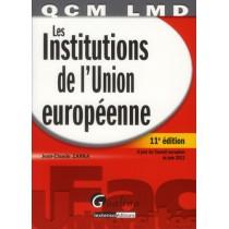LMD - Les institutions de l'Union Européenne (11e édition)