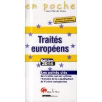 Traités européens