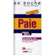 Paie (édition 2014)