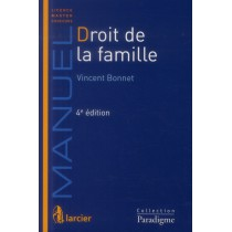 Droit de la famille (4e édition)