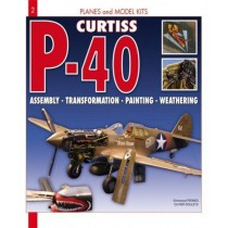 Planes and model kits : P40