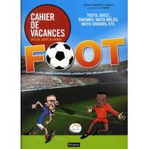 Cahiers de vacances - Foot