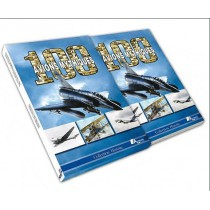 Coffret 100 avions mythiques