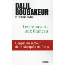 Lettre ouverte aux français - L'appel du recteur de la Mosquée de Paris