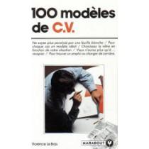 100 Modeles De Cv