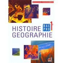 Hist. Geo 1ere Bac Pro 96