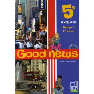 Anglais 5eme Livre De L Eleve Edition 2007