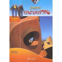 Nuevo Encuentro 1re Annee - Espagnol - Livre De L'Eleve - Edition 2002