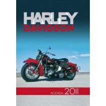 L'agenda passion Harley Davidson 2011