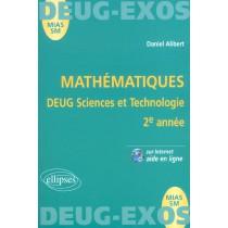 Mathématiques - DEUG sciences et technologie - 2E année