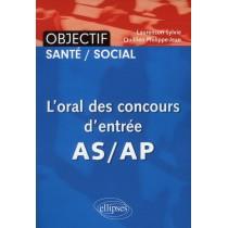 L'oral des concours d'entrée A S/ AP