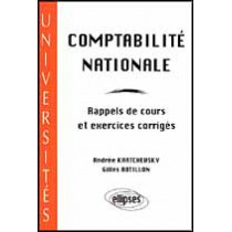 Comptabilite Nationale Rappels De Cours Et Exercices Corriges