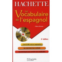 Le vocabulaire de l'espagnol (3e édition)