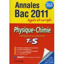 Physique-chimie - Terminale S - Annales et sujets corrigés