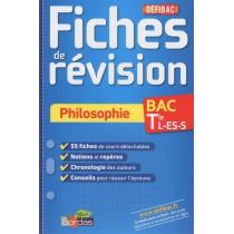 Philosophie - Terminale L-ES-S - Fiches de révision
