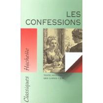 Les Confessions - Livres I A Iv