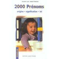 2000 Prenoms