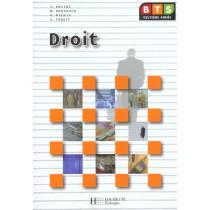 Droit Bts 2e Annee - Livre De L'Eleve