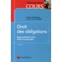 Droit des obligations - Responsabilité civile - Délit et quasi-délit