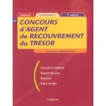 Concours D'Agent De Recouvrement Du Tresor (3e Edition)