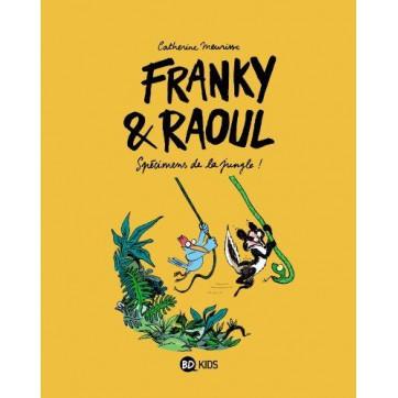 Franky et Raoul - Spécimens de la jungle