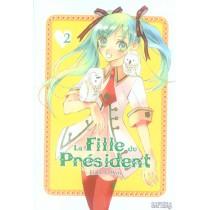 La fille du président t.2
