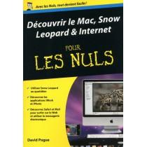 Découvrir le Mac Snow Leopard & internet pour les nuls