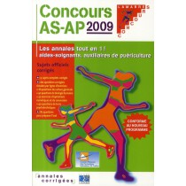 Concours AS AP 2009