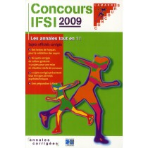 Concours ifsi 2009
