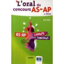 L'oral du concours AS-AP (5e édition)