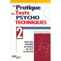 Pratique Des Tests Psychotechniques
