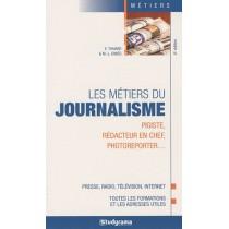 Les métiers du journalisme (8e édition)