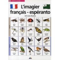 L'imagier françai s/ Esperanto