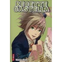 Recette Castella t.1