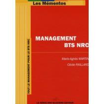 Management - BTS NRC - Tout le management pour le BTS NRC